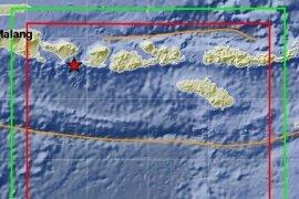 Bali-NTB diguncang gempa 4,8 sR