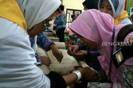 Berangkat ke embarkasi, 299 CJH Bengkulu pakai biaya sendiri