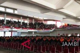 Unja wisuda sebanyak 863 lulusan