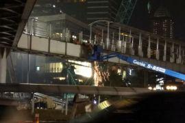 Rute bus Transjakarta lintas Bundaran HI dialihkan