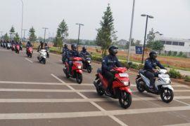 Mencoba Suzuki Nex II menembus padatnya lalulintas perkotaan