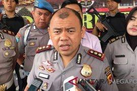 Polres Bogor melakukan pembersihan kejahatan jalanan