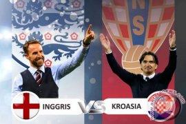 Gol Mario Mandzukic membawa Kroasia ke final Piala Dunia