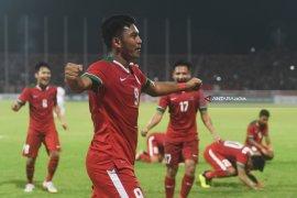 Tiga gol Rafli warnai  kemenangan 5-0 Indonesia atas Filipina