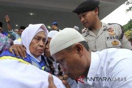 Seorang calon haji dari Cianjur meninggal di Tanah Suci
