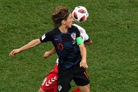 Kroasia tantang Rusia di delapan besar
