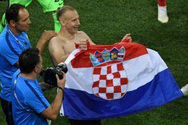 FIFA selidiki selebrasi bek Kroasia bernuansa politis pro-Ukraina