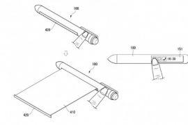 LG patenkan pulpen pintar dengan layar fleksibel