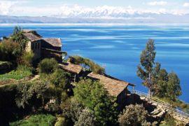 Bolivia akan bangun museum di dasar danau keramat
