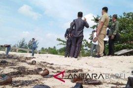 BLH - DPRD Bangka telusuri limbah hitam