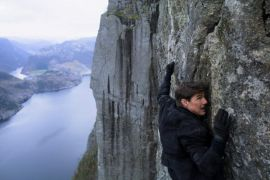 """Mission Impossible"" terbaru Tom Cruise puncaki box office"
