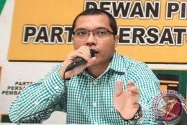 """PPP optimistis Jokowi perhatikan parpol """"berkeringat"""" di Pilpres 2019"""