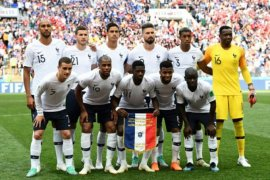 Prancis juarai Piala Dunia di Rusia 2018