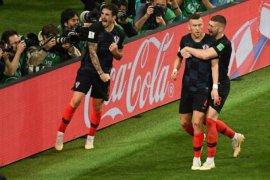 Kroasia mencapai final Piala Dunia untuk pertama kalinya