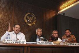 Pembahasan PKPU Caleg