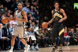 Raptors-Spurs dilaporkan sepakat tukar Leonard-DeRozan