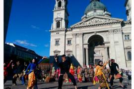 Yuk, bantu Angklung Muhibah tampil di Eropa