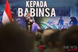 Presiden Jokowi minta anggota Babinsa redam hoax