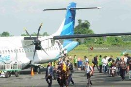 Penerbangan Garuda Rute Jember-Surabaya PP kembali Beroperasi