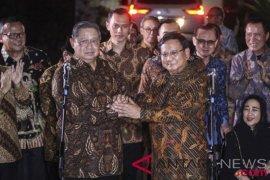 Romahurmuziy pastikan informasi SBY ajukan AHY dampingi Jokowi itu tepercaya