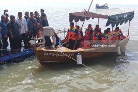 "Menteri Susi ""Launching"" Kapal Bambu Laminasi Pertama di Dunia"