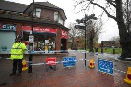 Inggris pastikan dua warganya terpapar racun syaraf Novicho