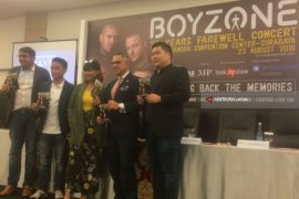 Boyzone Jadwalkan Konser Perpisahan di Surabaya