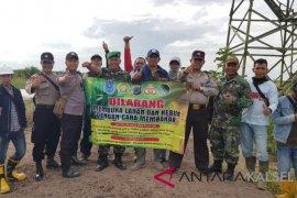 Video - PT Surya Langgeng Sejahtera patroli rutin antisipasi karhutla