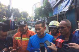 Wagub DKI sampaikan belasungkawa bagi korban kebakaran Gedung Kemenhub