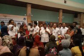 Mensos pastikan peserta PKH terima haknya