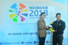 Dua Korea berpeluang gabung dalam Asian Para Games 2018