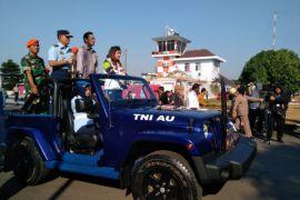 Api Asian Games tiba di Yogyakarta