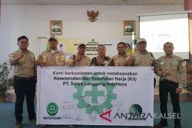 Video - P2K3 PT Surya Langgeng Sejahtera dilantik