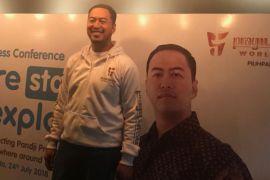 Pandji Pragiwaksono ajak generasi muda isi kemerdekaan dengan karya