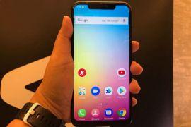 Luna akui X Prime mengekor iPhone X