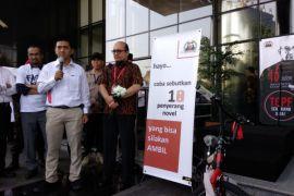 Terpopuler kemarin, sayembara sepeda bagi pengungkap kasus Novel hingga OTT Bupati Lampung Selatan