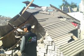 Korban gempa Lombok terus bertambah, ACT terjunkan tim medis