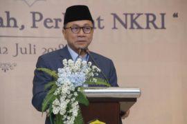 Zulkifli Hasan yakin KPK profesional tangani kasus adiknya