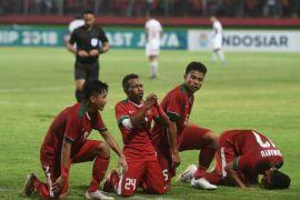 Indonesia hadapi China dan Thailand di turnamen segitiga internasional