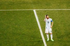 Deretan kekecewaan Messi bersama Argentina