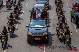 Ribuan pelajar Pekanbaru akan sambut api obor Asia Games