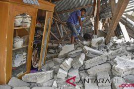 Korban meninggal gempa NTB 14 orang, lebih 160 lainnya luka-luka