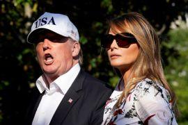 Melania Trump bela LeBron James saat berseteru dengan Donald Trump