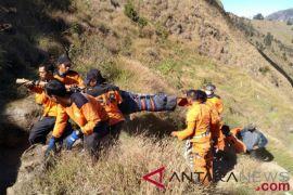 Tim sisir ulang jalur pendakian Rinjani pascagempa