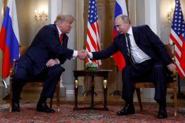 Trump tegaskan kepentingan berteman dengan Putin