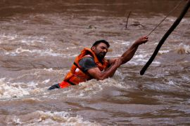 22 orang meninggal akibat banjir-tanah longsor di India Selatan