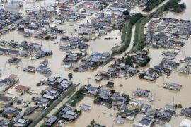 Kemlu: tidak ada WNI korban banjir Jepang
