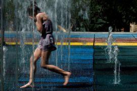 Cuaca panas pengaruhi kemampuan berpikir