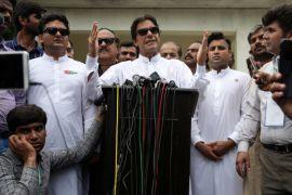 Imran Khan dilantik sebagai Perdana Menteri Pakistan
