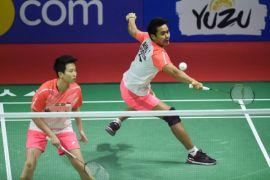 Tontowi/Liliyana harus puas sebagai runner-up Singapura Terbuka